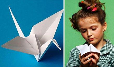 Бумажное волшебство! Погрузитесь в мир японского искусства на занятиях для одного или двоих по оригами от академии развития личности UP со скидкой до 68%! от 75 грн.