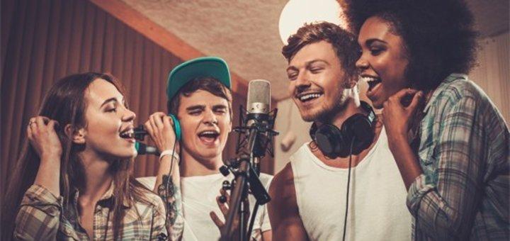 """Три занятия со скидкой в профессиональной вокальной студии """"Solo way"""""""