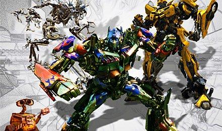 ОКУНИСЬ В МИР ТРАНСФОРМЕРОВ! 2 билета по цене одного на единственную в Европе выставку роботов из металла в полную величину!