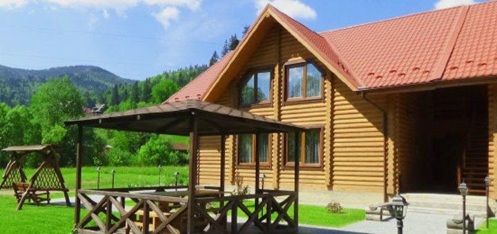 От 4 дней весеннего отдыха в отеле «Закрут» в Татарове