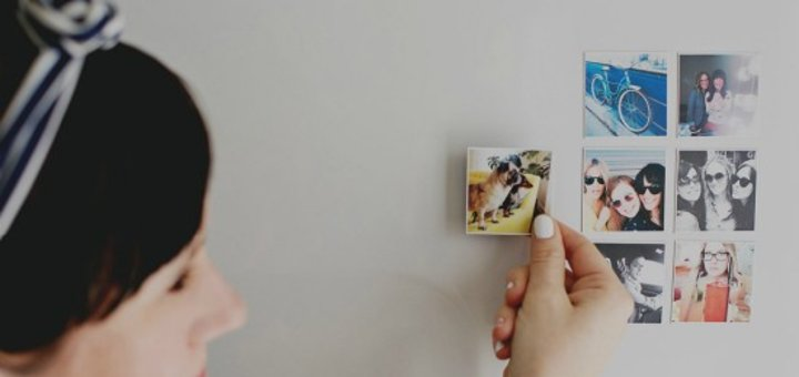 Фотомагниты из Ваших фотографий различных видов от студии печати «Натали»