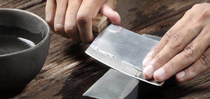 Скидка 15% на камни для заточки ножей NANIWA и Boride от магазина «Рокс»
