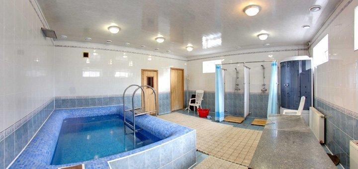 До 3 часов аренды финской сауны для компании до 6 человек в комплексе «Левобережный»
