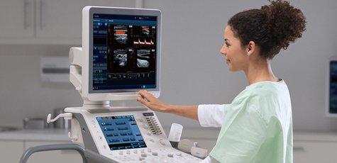 Used-ultrasound-machine