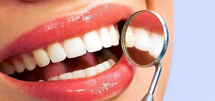 Скидка 60% на комплексную чистку и отбеливание зубов от стоматолога Гущи Ольги Анатольевны