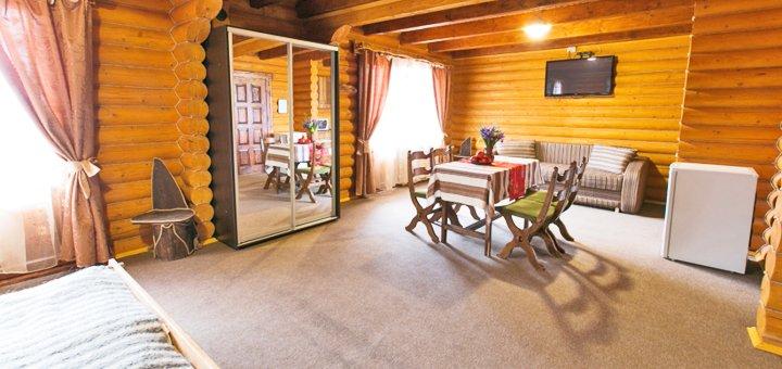 От 3 дней отдыха в декабре с питанием и SPA в отельном комплексе «Карпаты» в Мигово
