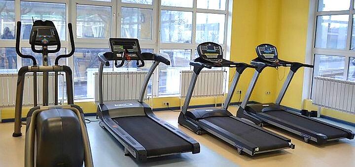 До 12 месяцев посещения фитнес-клуба «Альбион»